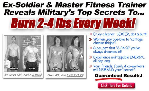 combat the fat,Jeff Anderson,Muscle Nerd,military style fat loss,lose fat,bodyweight training